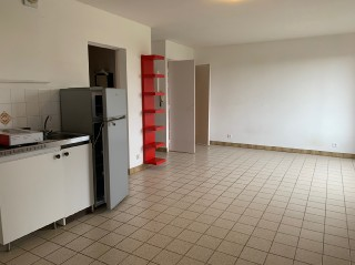 location appartement CUGNAUX 1 pieces, 34m