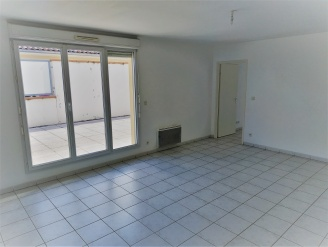 Location  MURET appartement 3 pieces, 63,35m2 habitables, a PLAISANCE DU TOUCH