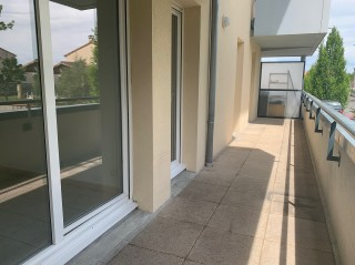 location appartement VILLENEUVE TOLOSANE 3 pieces, m